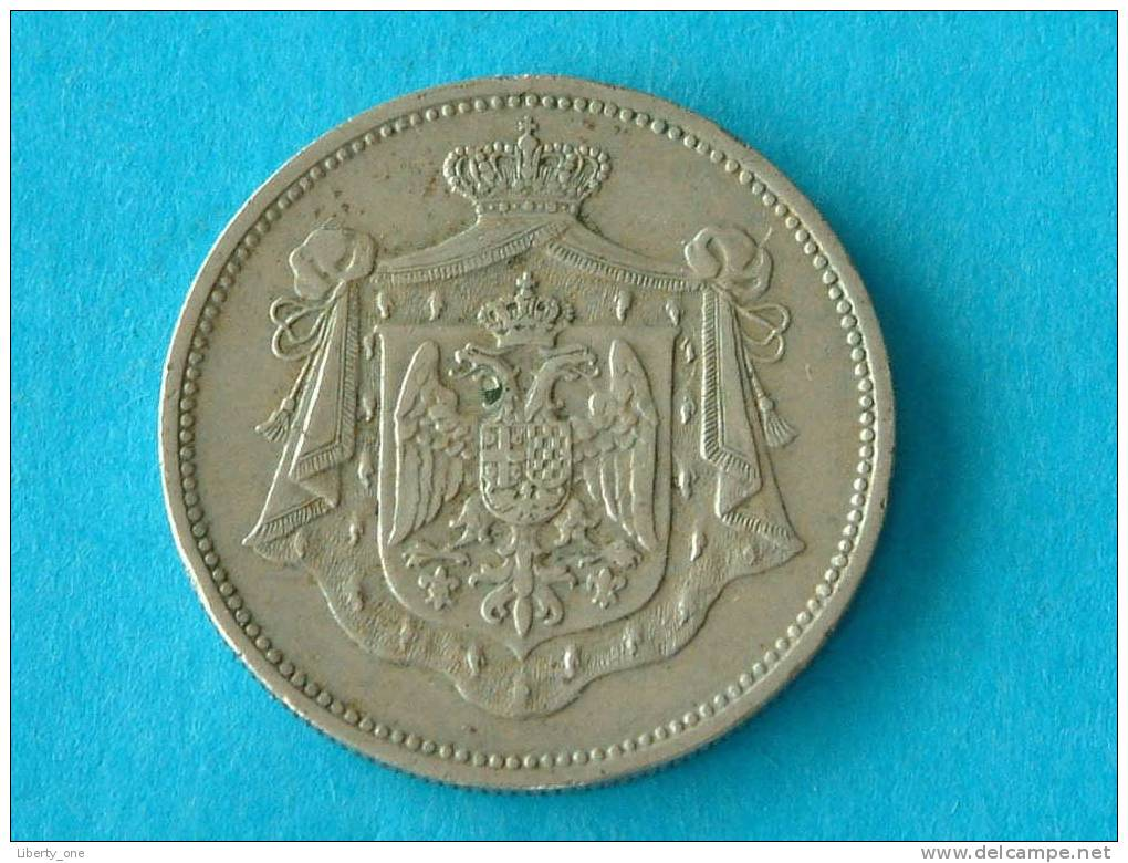 1920 - 25 PARA / KM 3 ( For Grade, Please See Photo ) !! - Joegoslavië