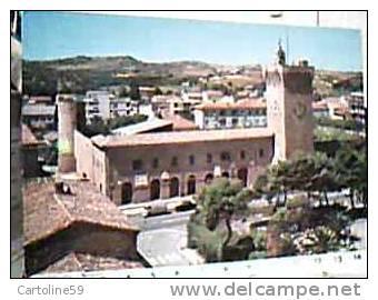 PORTORECANTI PALAZZO COMUNALE  VB1984 CL7101 - Ascoli Piceno