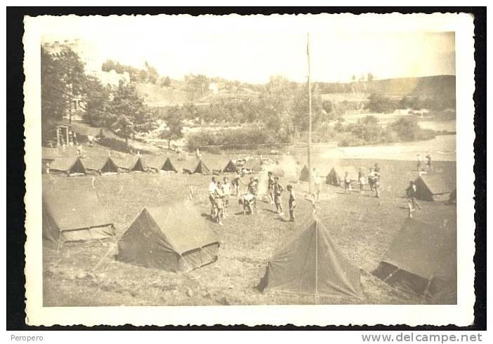Ak,   Pfafinder, Scout,  OZALJ, CROATIA  ,   Old Postcard - Pfadfinder-Bewegung