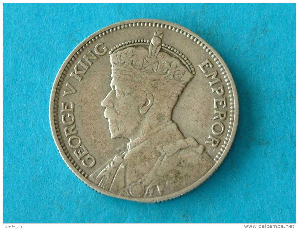 1934 SHILLING SILVER / KM 3 ( For Grade, Please See Photo ) !! - New Zealand