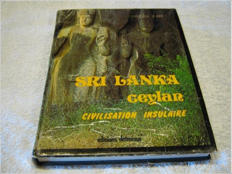 Sri Lanka Ceylan Civilisation Insulaire - Géographie