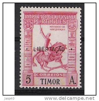 TIMOR AFINSA 254 - NOVO - MNG - Timor