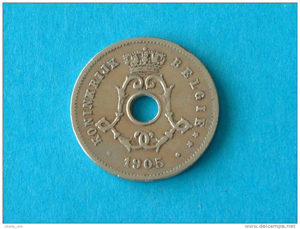 1905 VL - 5 CENTIEM ( Morin 276 - Details See Photo ) ! - 03. 5 Centimes