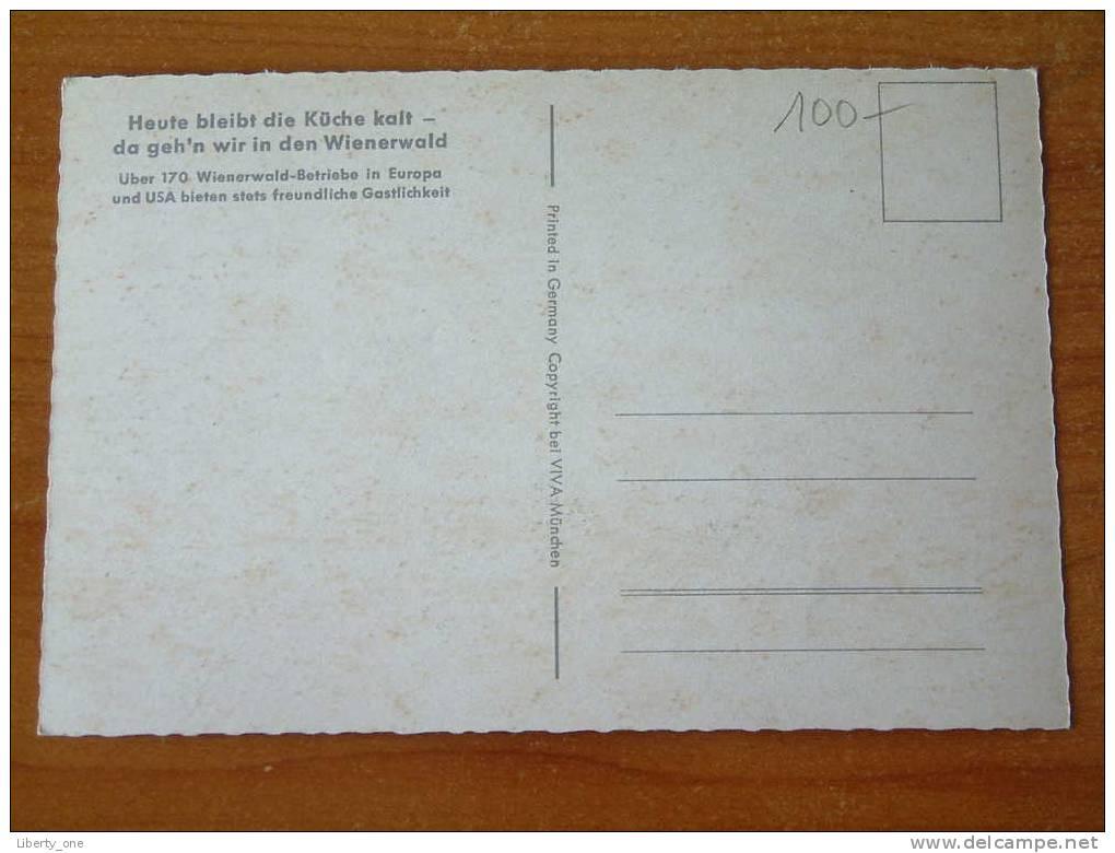 Grüsse Aus Dem WIENERWALD / Anno 19?? ( Zie Foto Voor Details ) !! - Souvenir De...