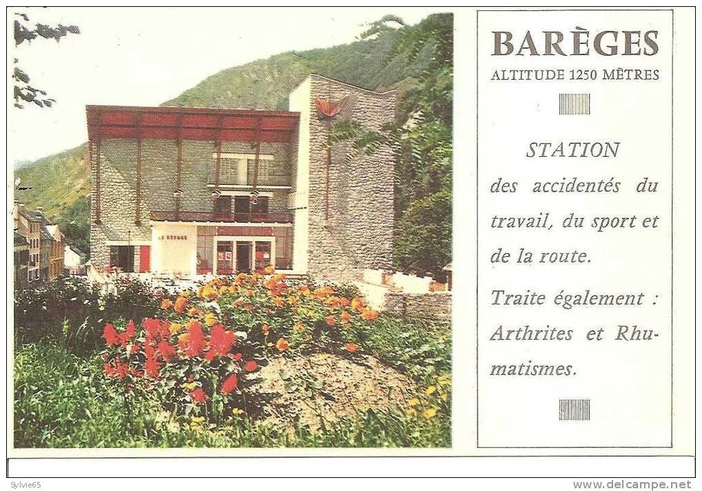 BAREGES-le Casino - France