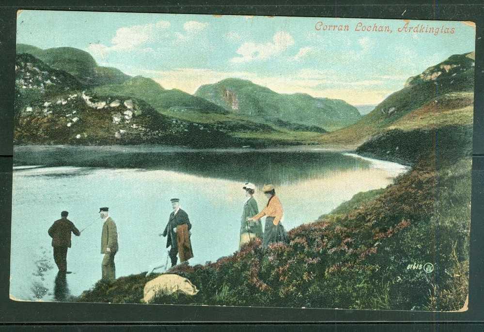 Corran Lochan , Ardkinglas  - Qo43 - Ayrshire