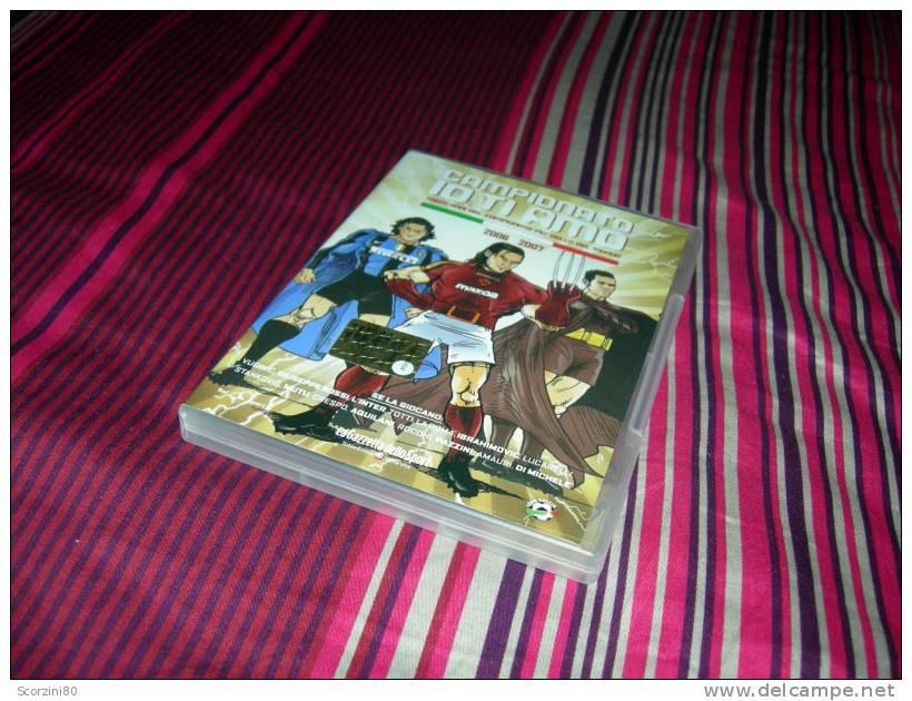 DVD-CAMPIONATO IO TI AMO 2006-2007 Gazzetta Dello Sport - Sport