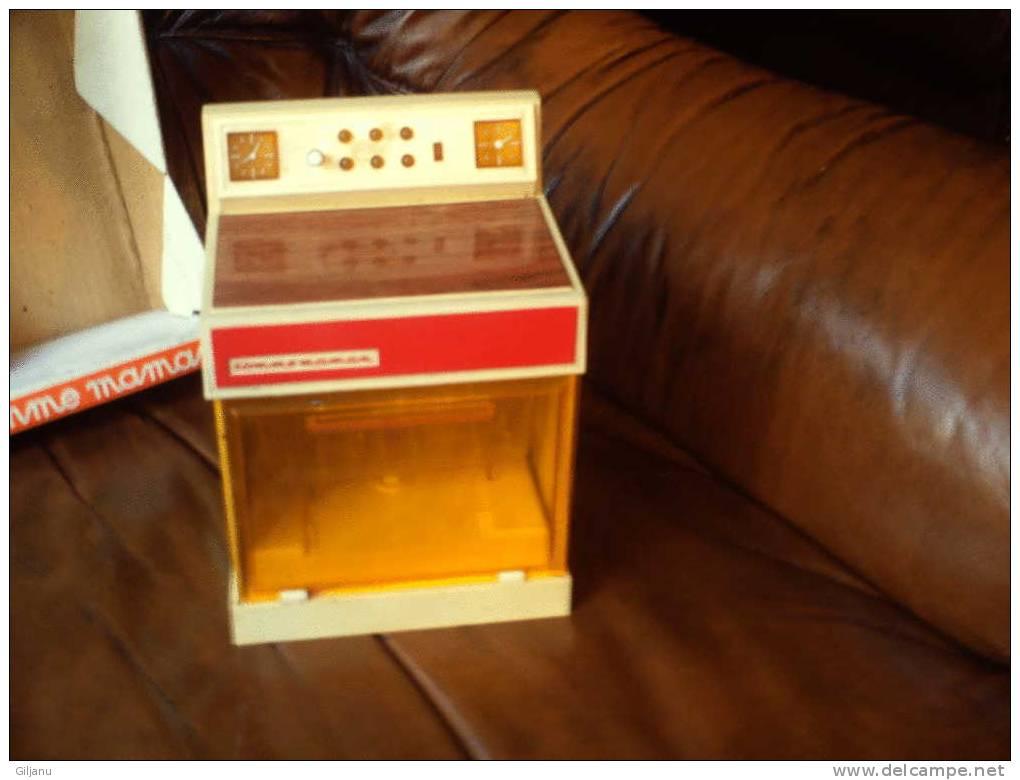 MACHINE A LAVER VAISSELLE   COMME MAMAN - Toy Memorabilia