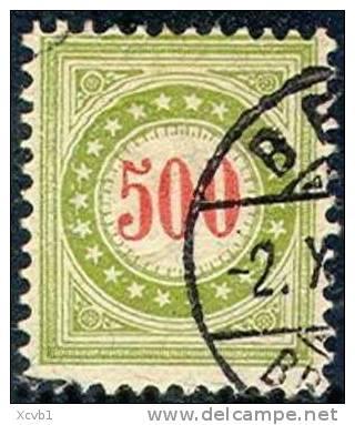 Switzerland   J28a,  Used,    SCV$60     (j026-2    Z 22Cll - Postage Due
