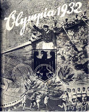 Olympia 1932 (Die Chronik Der X. Olympischen Spiele Zu Los Angeles Im Jahre 1932) - Livres, BD, Revues