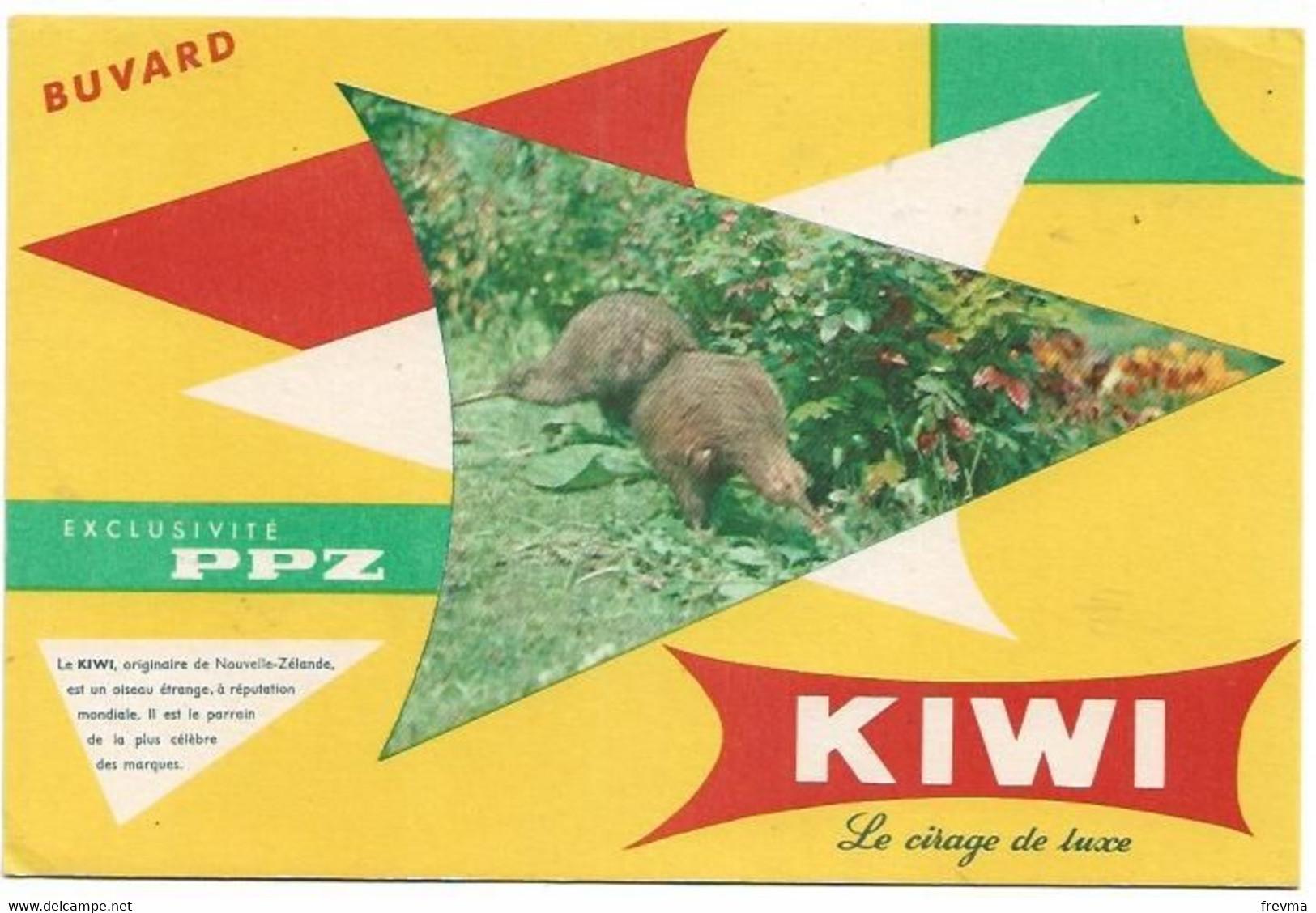Buvard Kiwi Le Cirage De Luxe - K