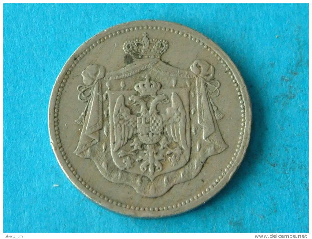 1920 - 25 PARA / KM 3 ( For Grade, Please See Photo ) ! - Joegoslavië