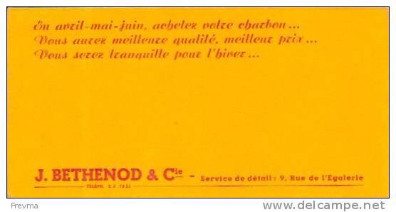 Buvard J Berthenod - Buvards, Protège-cahiers Illustrés