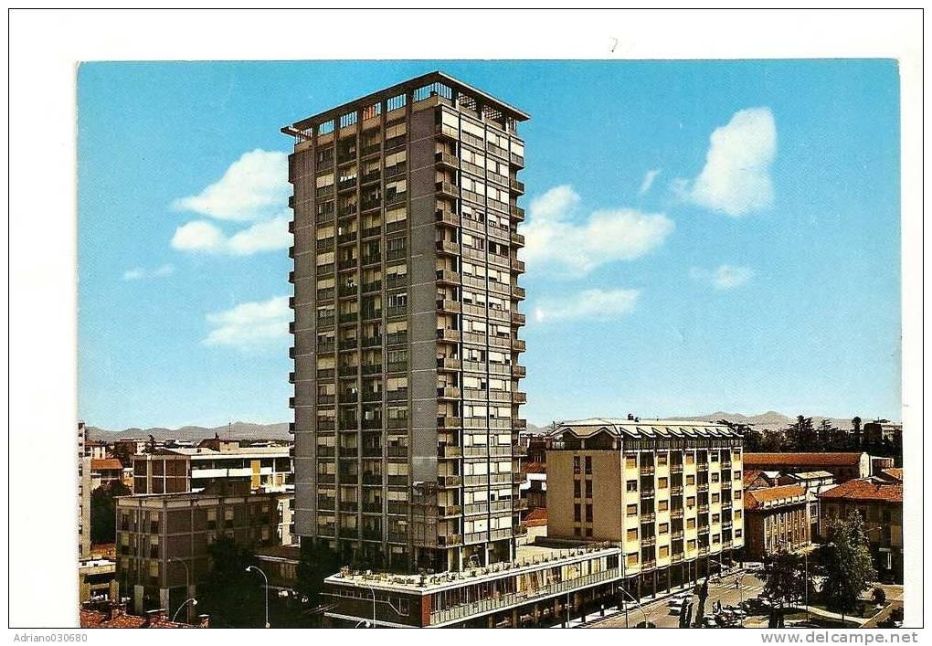 Milano torre al parco via revere 2 magistretti 1953 for Via magistretti milano