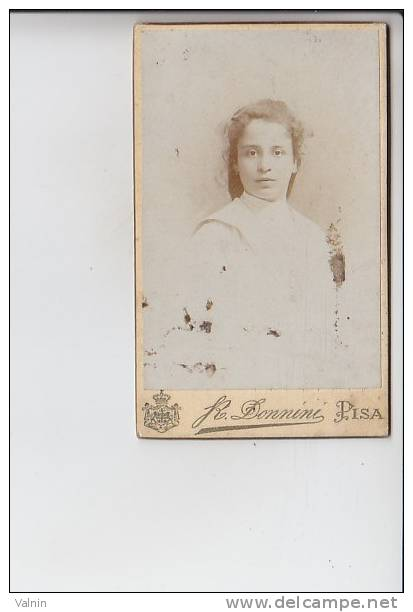 Portrait Femme - Pisa