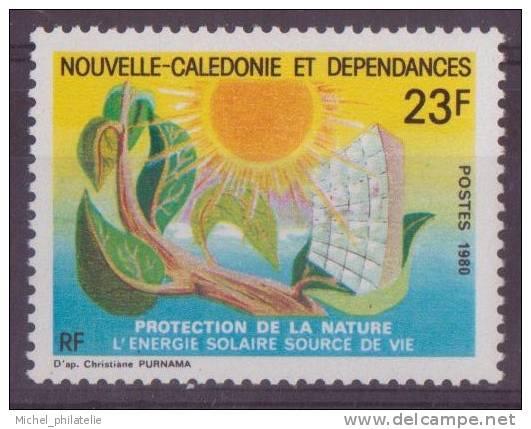 NOUVELLE-CALADONIE N° 442** NEUF  SANS CHARNIERE  PROTECTION DE LA NATURE - Nueva Caledonia