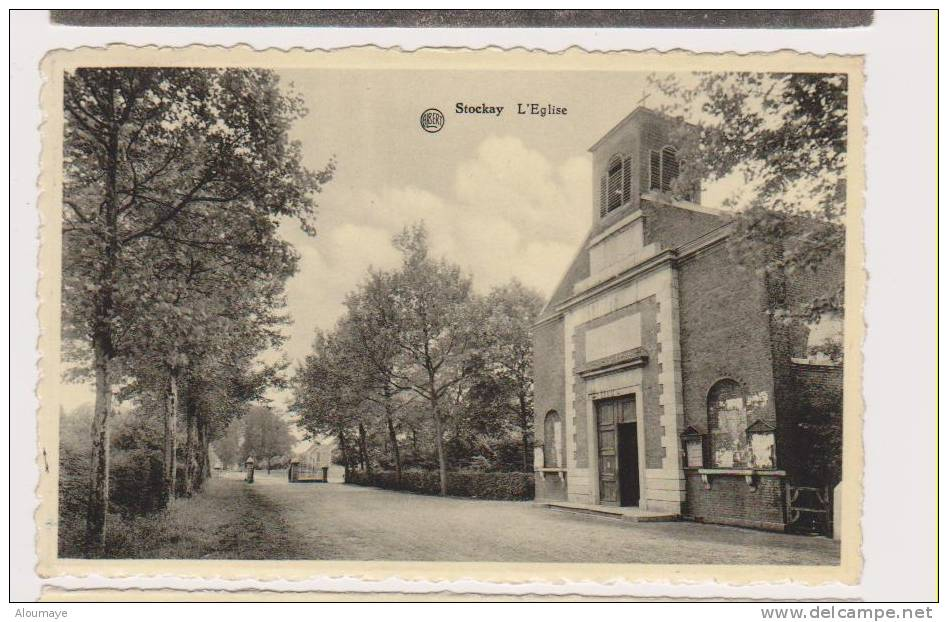 Stockay L'Eglise - Saint-Georges-sur-Meuse