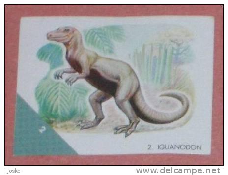 DINOSAURUS ( Croatia Sticker ) Dinosaur Dinasour Dinosaurier Dinosauro Dinosaure Dinos Dino - Croatie Autocollant - Stickers