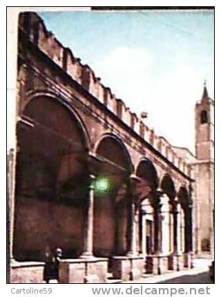 ASCOLI PICENO LOGGIA DEI MERCANTI   VB1965 CN8596 - Ascoli Piceno