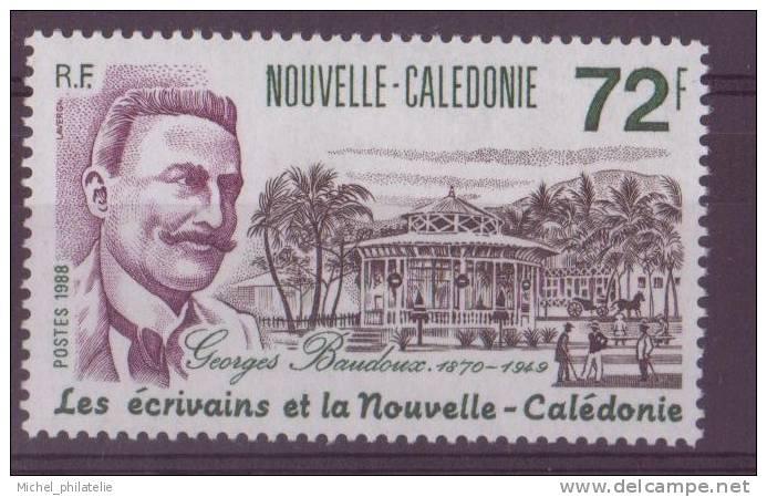 NOUVELLE-CALEDONIE N° 564** NEUF SANS CHARNIERE  PORTRAIT DE GEORGES BAUDOUX - New Caledonia
