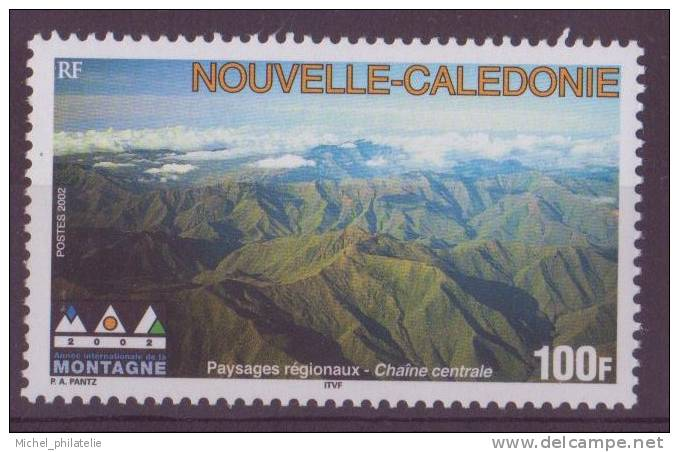 NOUVELLE-CALEDONIE N°880** NEUF SANS CHARNIERE  PAYSAGE - Nueva Caledonia