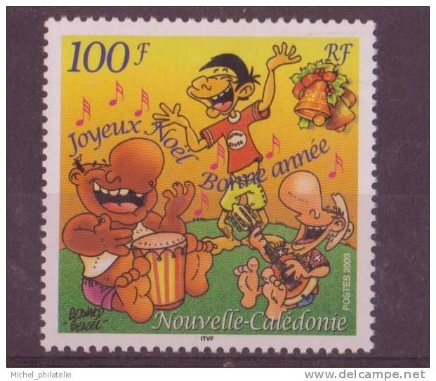 NOUVELLE-CALEDONIE N°909** NEUF SANS CHARNIERE    JOYEUX NOEL - Nueva Caledonia