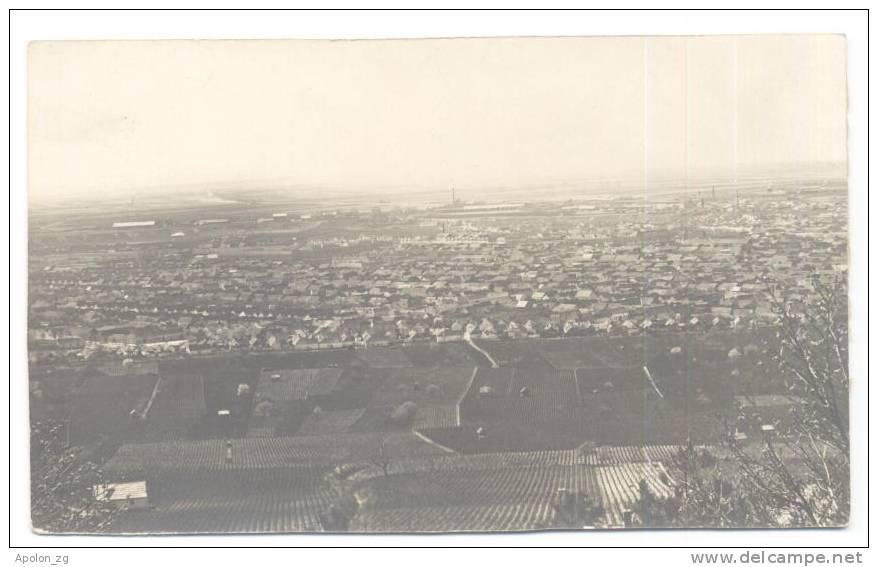 SERBIA / VRSAC 1910th  * CITY VIEW - POGLED NA VRŠAC - TOTALNSICHT - Servië