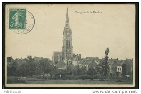 35 LE PERTRE /      Vue Générale Du Pertre   / - France