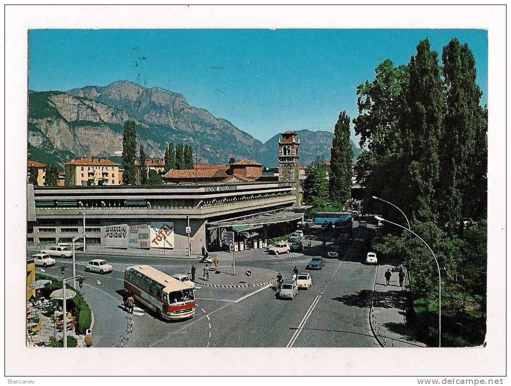 CARTOLINA DI TRENTO - Trento