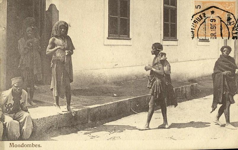 Afrique - Angola - Mondombes - Colonie Portugaise - Angola