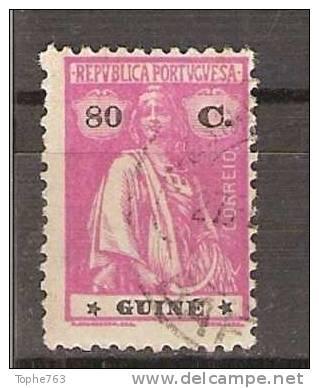 Guinée Portugaise 1922 YT N° 198o - Portuguese Guinea