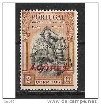 AÇORES AFINSA 254 - NOVO, MNH - Azores
