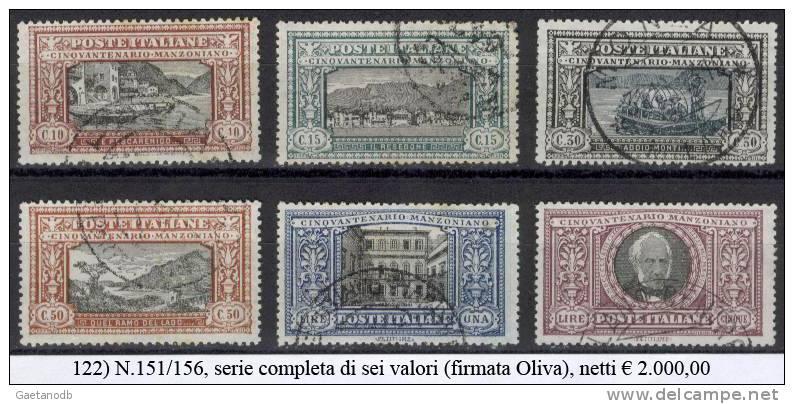 Italia 00122 - Usati