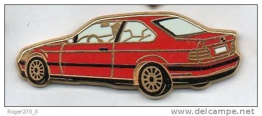 Auto BMW , Arthus Bertrand , Rouge , Zamac - BMW
