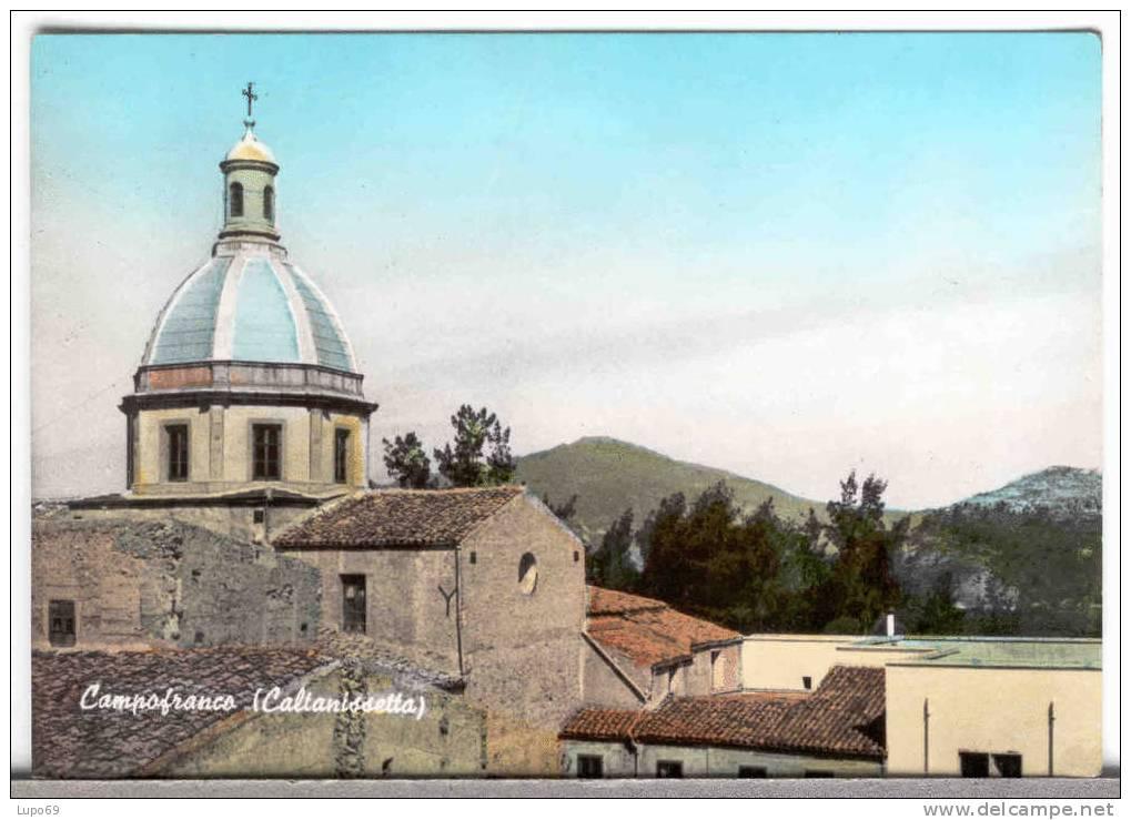 Sicilia Caltanissetta Campofranco - Caltanissetta