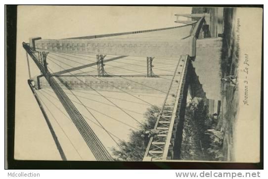 30 ARAMON / Le Pont / - Aramon