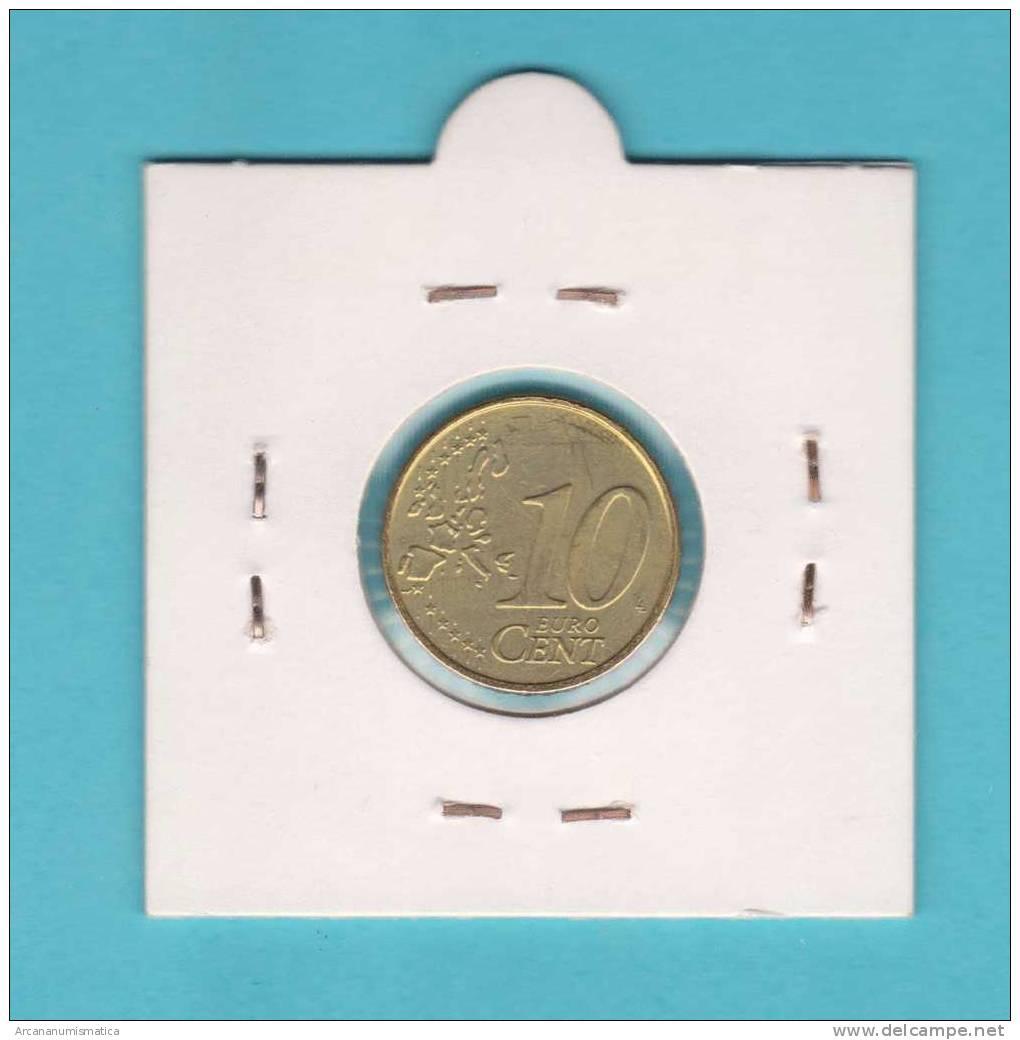BELGICA  10 Cents  1.999   SC/UNC     DL-7934 - Bélgica