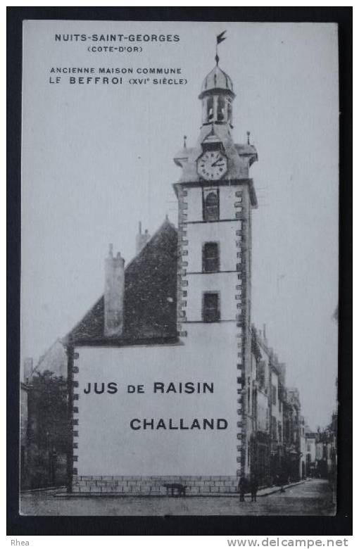 21 Nuits-Saint-Georges Beffroi 3h10 D21D K21464K C21464C RH019003 - Nuits Saint Georges
