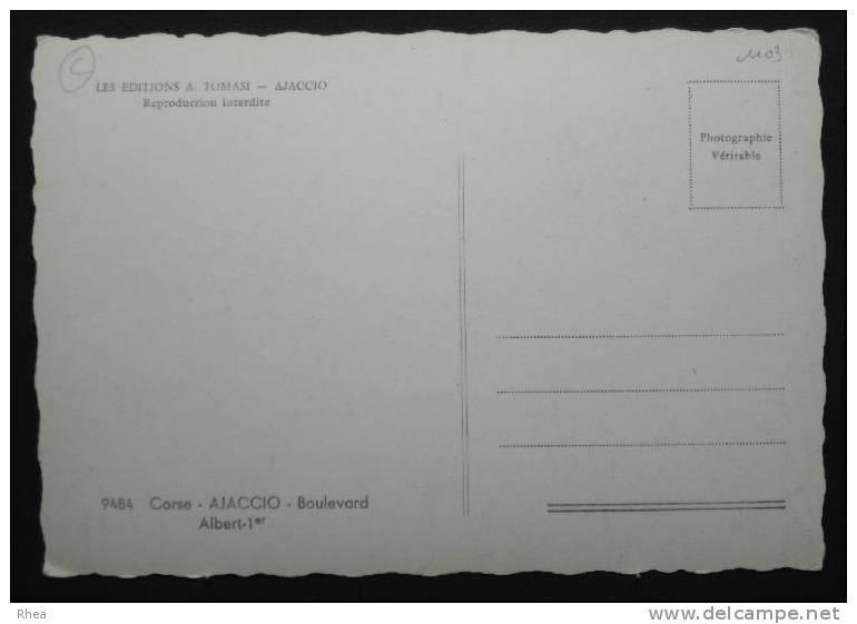 20 A Ajaccio D20D C20004C RH030534 - Ajaccio