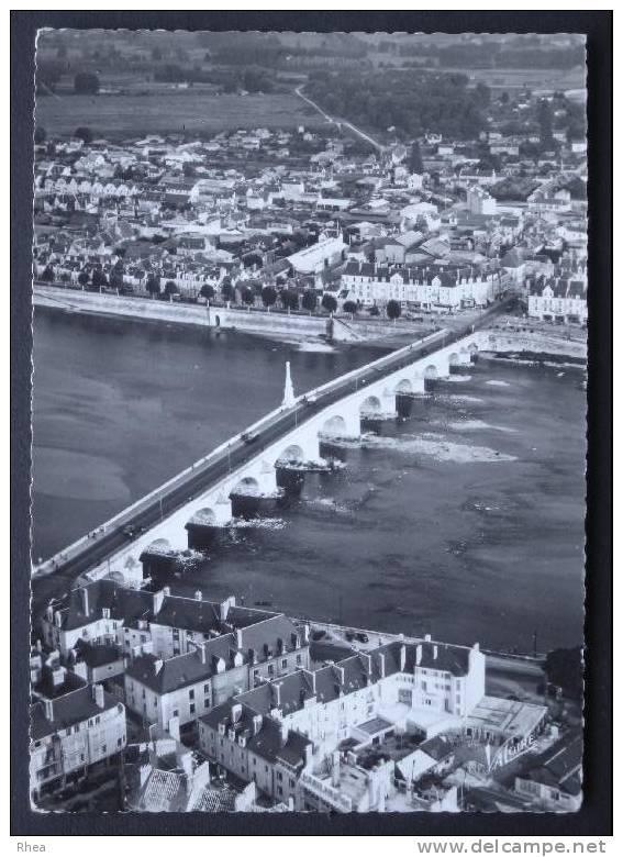 41 Blois Vue Aerienne Pont D41D K41018K C41018C RH033797 - Blois