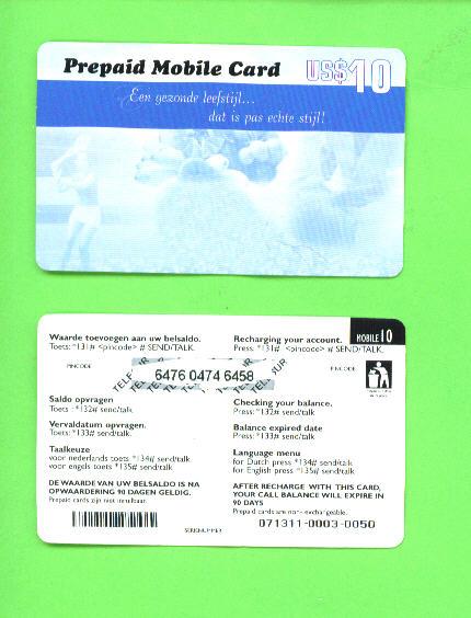 SURINAME - Remote Phonecard As Scan - Suriname