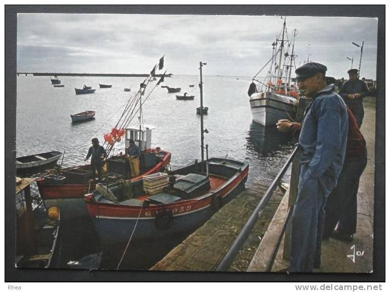 29 - PENMARCH - Retour De Pêche En Pays Bigouden - MX 4244 - Penmarch
