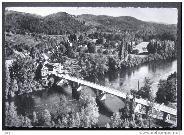 19 Beaulieu-sur-Dordogne 17. BEAULIEU-ALTILLAC (Corr?ze) Altillac Pont D19D K19019K C19019C RH013613 - France