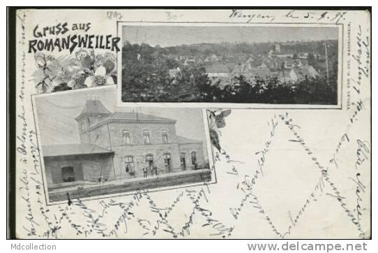 67 ROMANSWILLER /        Grus Aus Romansweiller       / - France