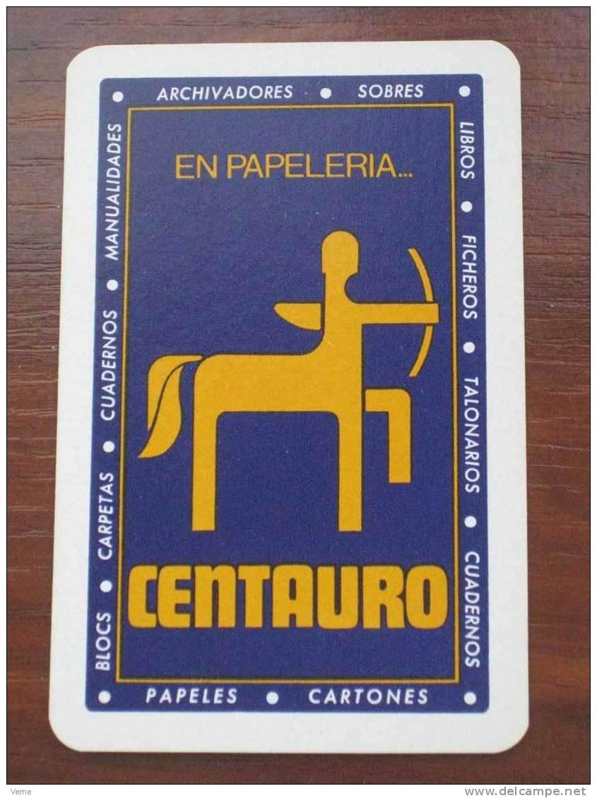 ANTIGUO CALENDARIO BOLSILLO FOURNIER CENTAURO 1973 - EXCELENTE ESTADO - Calendarios