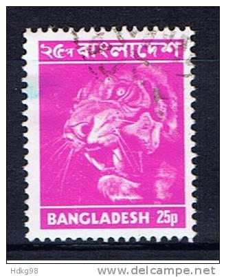 BD Bangladesh 1976 Mi 62-63Blüte, Fisch - Bangladesch