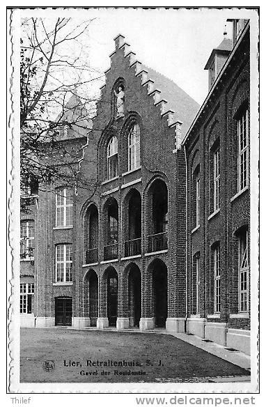 Lier 21: Retraitenhuis S.J. Gevel Der Residentie - Lier