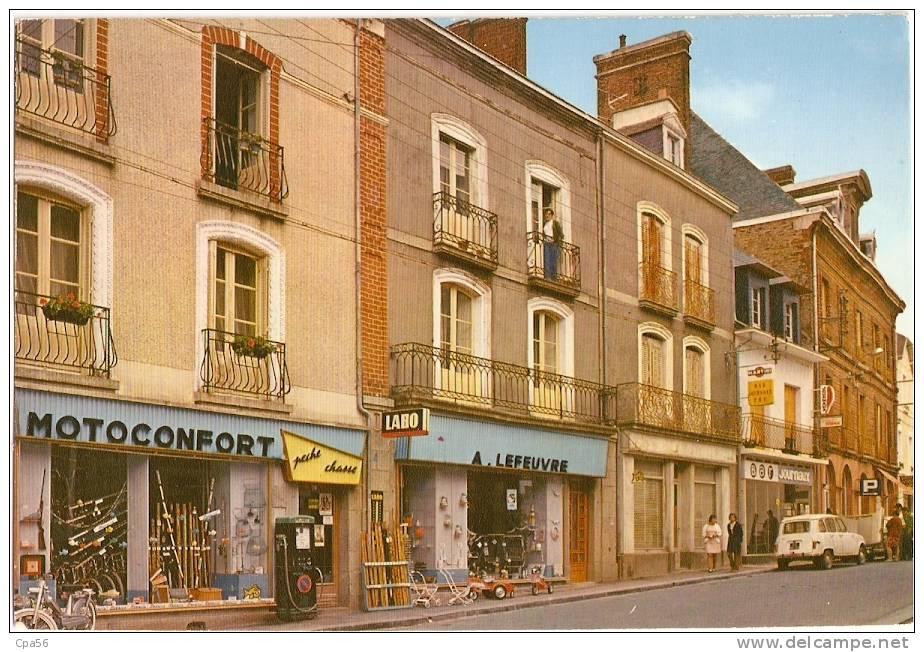 JANZÉ - Rue Nationale - Zonder Classificatie