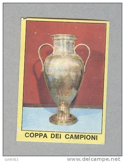 COPPA DEI CAMPIONI..FIGURINA...CALCIO....EDIS..PANINI... FOOTBALL - Panini