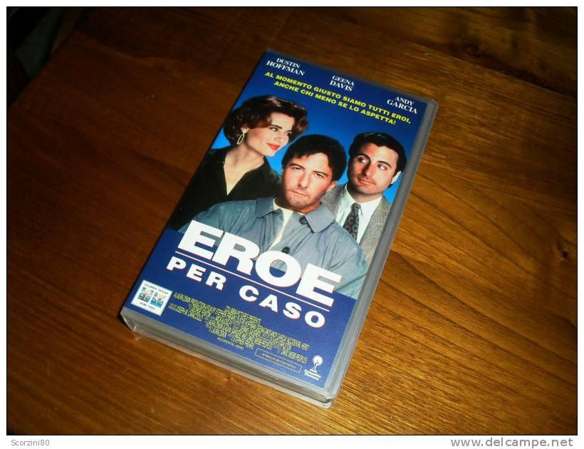 VHS-EROE PER CASO Originale - Dramma